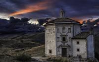Santa Maria della Pieta church, Abruzzo, Italy
