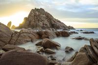 Sugarloaf Rock, Tasmania, Australia