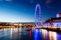 London Eye in Lon