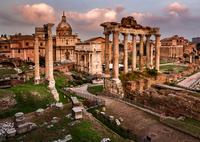 Roman Forum in Ro
