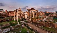 Panorama of Roman