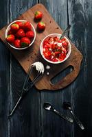 Rainbow Dessert Series: Red