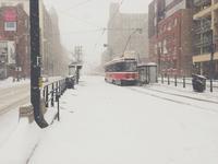 Winter in Canada, eh!