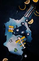 Spilled Stars