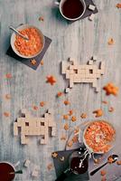 Space Invaders (8 bit teatime 2.0)