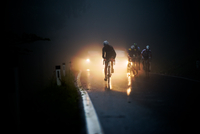 No Pain, No Gain - Road Cycling Athletes
