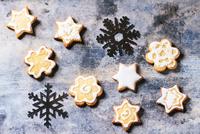 Christmas Cookies 11098074639| 写真素材・ストックフォト・画像・イラスト素材|アマナイメージズ