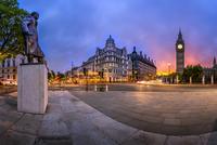 Panorama of Parliament Square