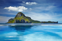 Cadlao island, El Nido, Philippines
