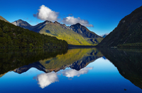 Lake Gunn, New Zealand
