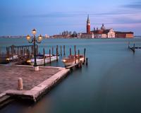 Venetian Lagoon in the Evening