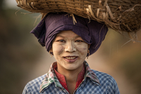 Smile of  Myanmar