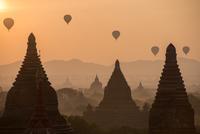 Morning Myanmar Bagan