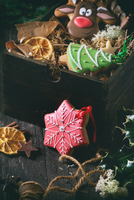 Happy New Year! (Gingerbreads)
