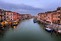 Venice Skyline in the Morning