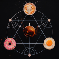 Breakfast alchemy