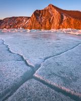 Baikal Ice, Olkhon Island