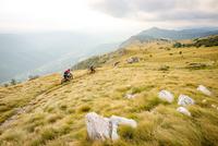 Mountain Biking in Slovenia #8 11098076068| 写真素材・ストックフォト・画像・イラスト素材|アマナイメージズ