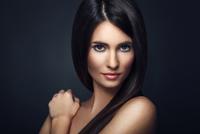 Beauty portrait 11098076359| 写真素材・ストックフォト・画像・イラスト素材|アマナイメージズ