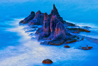 TENERIFE : BENIJO BEACH 11098076412| 写真素材・ストックフォト・画像・イラスト素材|アマナイメージズ