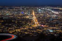San Francisco from Twin Peaks 11098076561  写真素材・ストックフォト・画像・イラスト素材 アマナイメージズ