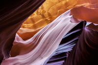 Light and Form in Lower Antelope Canyon
