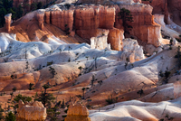 Scenic View of Bryce Canyon