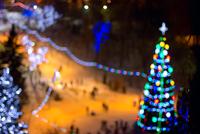 Christmas landscape 11098076654| 写真素材・ストックフォト・画像・イラスト素材|アマナイメージズ