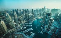Dubai Marina 11098076655| 写真素材・ストックフォト・画像・イラスト素材|アマナイメージズ