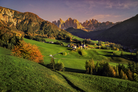 """""""Tales of Dolomites - fabulous evening"""""""
