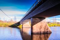Old Bridge 11098076869| 写真素材・ストックフォト・画像・イラスト素材|アマナイメージズ