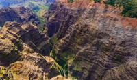 Waialae Gorge 11098077322  写真素材・ストックフォト・画像・イラスト素材 アマナイメージズ
