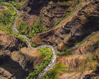 Waialae Stream 11098077345  写真素材・ストックフォト・画像・イラスト素材 アマナイメージズ