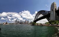Sydney Panorama 11098077732| 写真素材・ストックフォト・画像・イラスト素材|アマナイメージズ