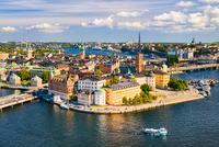 Gamla Stan, Stockholm 11098077932| 写真素材・ストックフォト・画像・イラスト素材|アマナイメージズ