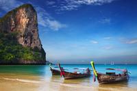 Tropical beach, Andaman Sea, Thailand 11098077958| 写真素材・ストックフォト・画像・イラスト素材|アマナイメージズ