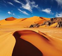 Sahara Desert, Algeria 11098078156| 写真素材・ストックフォト・画像・イラスト素材|アマナイメージズ