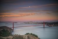 Golden Gate Bridge 11098078166  写真素材・ストックフォト・画像・イラスト素材 アマナイメージズ