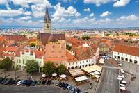 Sibiu 11098078394| 写真素材・ストックフォト・画像・イラスト素材|アマナイメージズ