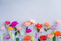 Handmade paper flowers 11098078465| 写真素材・ストックフォト・画像・イラスト素材|アマナイメージズ