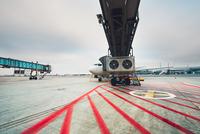 Daily life at the airport 11098078506| 写真素材・ストックフォト・画像・イラスト素材|アマナイメージズ