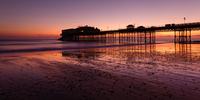 Cromer - Pre Dawn 11098078870| 写真素材・ストックフォト・画像・イラスト素材|アマナイメージズ