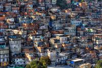 Favelas 11098079027| 写真素材・ストックフォト・画像・イラスト素材|アマナイメージズ