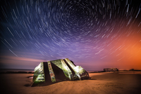 Bunker at the coast of Normandy 11098079346| 写真素材・ストックフォト・画像・イラスト素材|アマナイメージズ