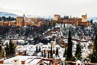 Alhambra nevada 11098079400| 写真素材・ストックフォト・画像・イラスト素材|アマナイメージズ