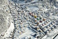 Jesenice in winter 11098079500| 写真素材・ストックフォト・画像・イラスト素材|アマナイメージズ