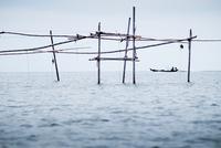 Along the sea 11098079739| 写真素材・ストックフォト・画像・イラスト素材|アマナイメージズ