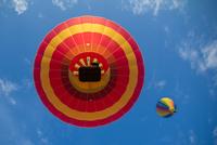 Target in the sky 11098080134| 写真素材・ストックフォト・画像・イラスト素材|アマナイメージズ