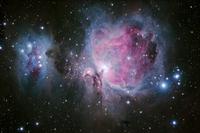 Orion nebula 11098080378| 写真素材・ストックフォト・画像・イラスト素材|アマナイメージズ