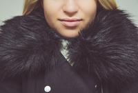 winter portrait 11098080412| 写真素材・ストックフォト・画像・イラスト素材|アマナイメージズ